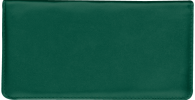 Click on Hunter Green Checkbook Cover w/Con For More Details