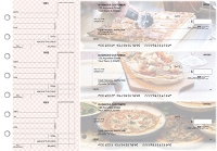 Click on Pizza Standard Counter Signature Business Checks For More Details