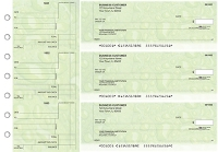 Click on Leaf Standard Counter Signature Business Checks For More Details