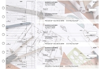 Click on Architect Standard Counter Signature Business Checks For More Details