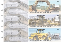 Click on Construction Multi-Purpose Corner Voucher Business Checks For More Details