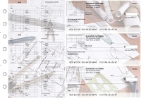 Click on Architect Multi-Purpose Corner Voucher Business Checks For More Details