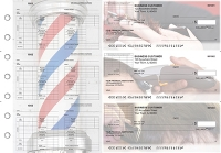 Click on Barber Multi-Purpose Corner Voucher Business Checks For More Details