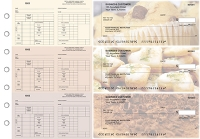 Click on Bakery Multi-Purpose Counter Signature Business Checks For More Details