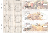 Click on Chinese Cuisine Multi-Purpose Counter Signature Business Checks For More Details