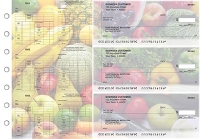 Click on Fresh Produce Multi-Purpose Counter Signature Business Checks For More Details