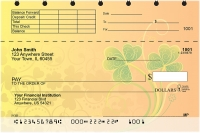 Click on Shamrock Shuffle Top Stub Personal Checks For More Details