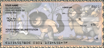 Click on Where the Wild Things Are Cartoon - 1 Box Personal Checks For More Details