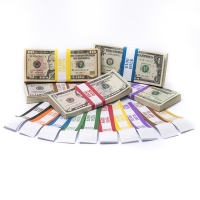 Click on Color-Coded Complete Currency Band Set For More Details