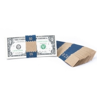 Click on Natural Saw-Tooth $50 Currency Band For More Details