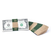 Click on Natural Saw-Tooth $250 Currency Band For More Details