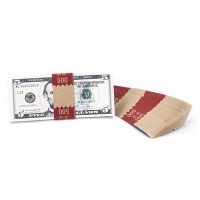 Click on Natural Saw-Tooth $500 Currency Band For More Details
