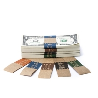 Click on Natural Saw-Tooth Color-Coded Low Dollar Currency Band Set For More Details