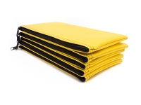 Click on Yellow Zipper Bank Bag 5.5 X 10.5 For More Details
