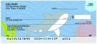 Click on Happy Shark Personal Checks For More Details