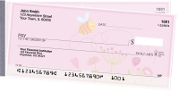 Coupon for Bee Sweet Honey Side Tear Personal Checks from Carousel Checks