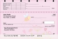 Click on Bee Sweet Honey Top Stub Personal Checks For More Details