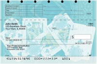 Click on Dealer's Choice Top Stub Personal Checks For More Details