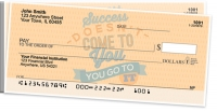 Coupon for Motivational Phrases Side Tear Personal Checks from Carousel Checks