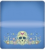 Click on Day of the Dead Leather Cover For More Details