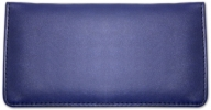 Click on Royal Blue Smooth Leather Cover For More Details