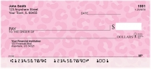 Click on Leopard Prints Personal Checks For More Details