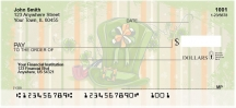 Click on Celebrate St. Patrick Personal Checks For More Details