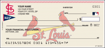 Click on St. Louis Cardinals Sports - 1 Box Personal Checks For More Details