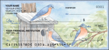 Click on Feathered Friends Garden - 1 Box Personal Checks For More Details