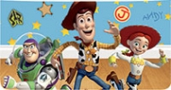 Click on Disney/Pixar Toy Story Checkbook Cover For More Details