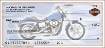 Click on Harley-Davidson Personal Checks - 1 Box - Singles For More Details