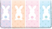 Click on Bunny Buns Leather Cover For More Details