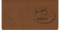Click on Rocky Mountain Elk Foundation Checkbook Covers For More Details