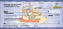 Click on The Flintstones Cartoon - 1 Box Personal Checks For More Details