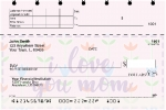 Click on I Love You, Mom Top Stub Personal Checks For More Details