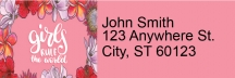 Click on You Go, Girl Address Labels For More Details