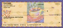 Click on Cup o' Java - 1 Box Personal Checks For More Details