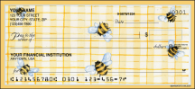 Click on Cute as a Bug Garden - 1 Box Personal Checks For More Details