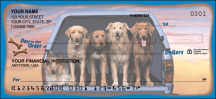 Click on Dog Adventures Animal - 1 Box Personal Checks For More Details