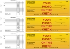 Click on Custom Photo Accounts Payable Business Checks For More Details