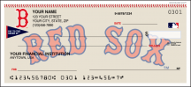 Click on Boston Red Sox Sports - 1 Box Personal Checks For More Details