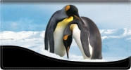 Click on Defenders Penguins Fabric Checkbook Cover For More Details