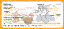 Click on Tom and Jerry Cartoon - 1 Box Personal Checks For More Details