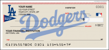 Click on Los Angeles Dodgers Recreation - 1 Box Personal Checks For More Details