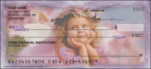 Click on Angel Faces Religious - 1 Box Personal Checks For More Details