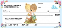 Click on Precious Moments Cartoon - 1 Box Personal Checks For More Details