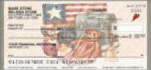 Click on Diane Knott's Americana - 1 box Personal Checks For More Details