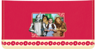 Click on The Wizard of Oz Checkbook Cover For More Details