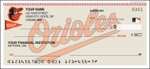 Click on Baltimore Orioles Recreation - 1 Box Personal Checks For More Details