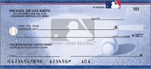 Click on Major League Baseball Sports - 1 Box Personal Checks For More Details